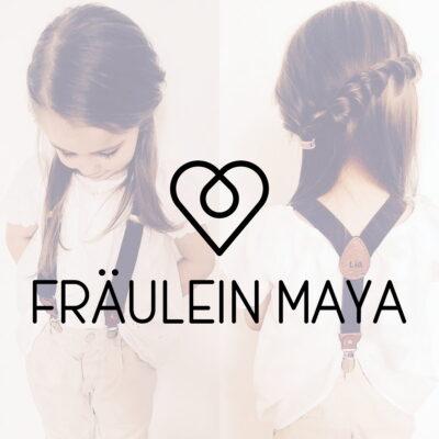Facebook und Instagram Logo Fräulein Maya
