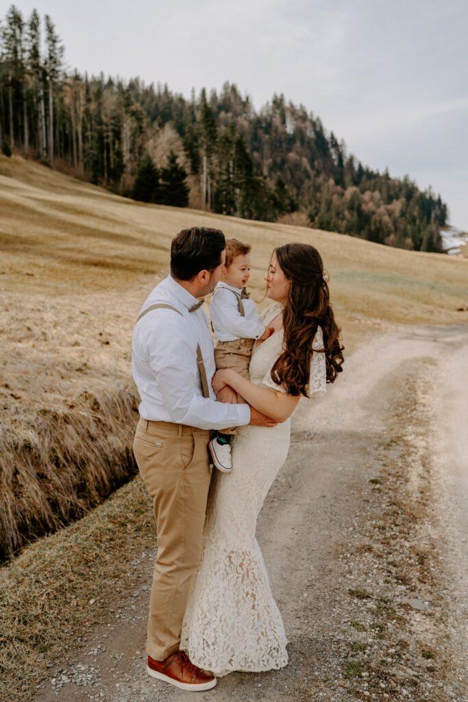 Hochzeit Trauzeuge Standesamt Outfit abgestimmt farblich