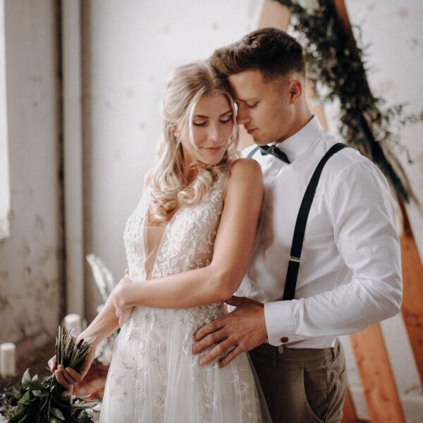 Hochzeitsshooting Outfit Herren
