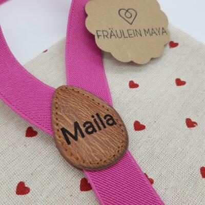 Kinderhosentraeger Pink Maila