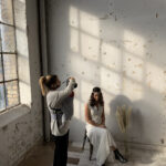 Making Of Shooting - Neue Kollektion