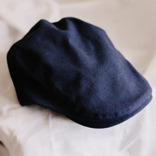 Schirmmütze Herren dunkelblau