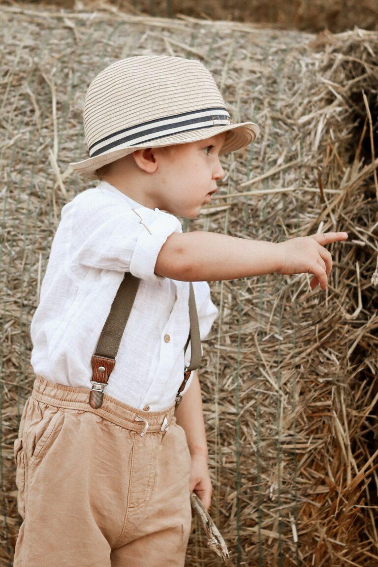personalisierte Hosenträger für Kinder